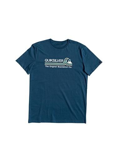 Quiksilver Quiksilver T-Shirt Lacivert